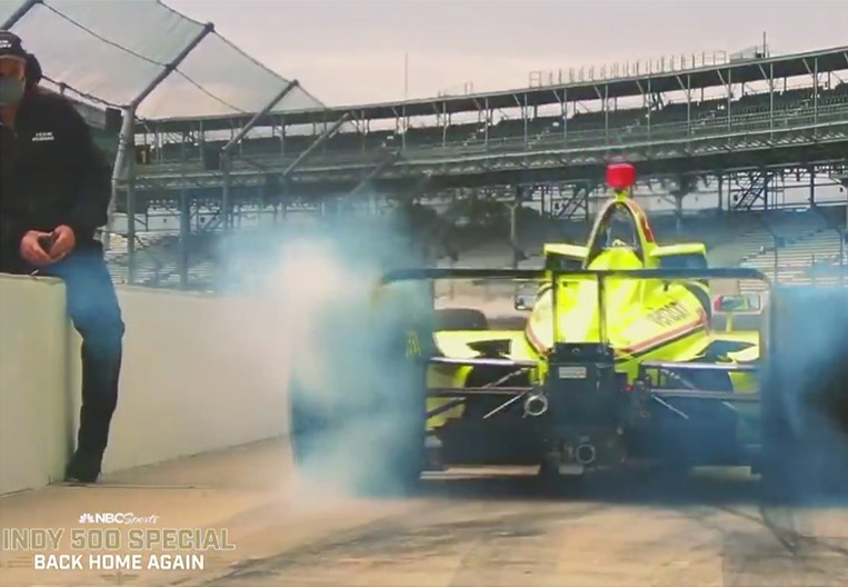 NBC Sports presents Indy 500 Special: Back Home Again