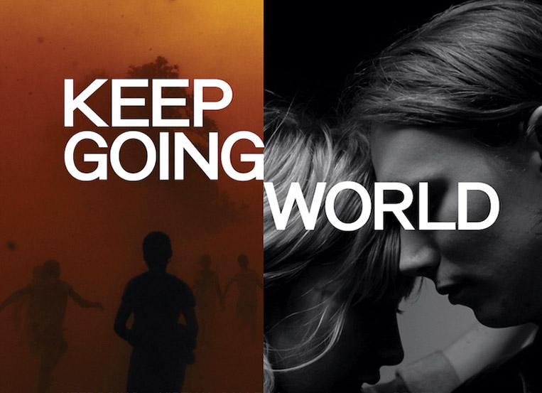 KEEPGOING: Virtual Gallery Fundraiser