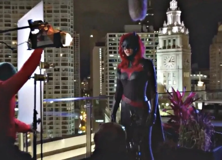 UPDATED:  Ruby Rose leaves 'Batwoman'
