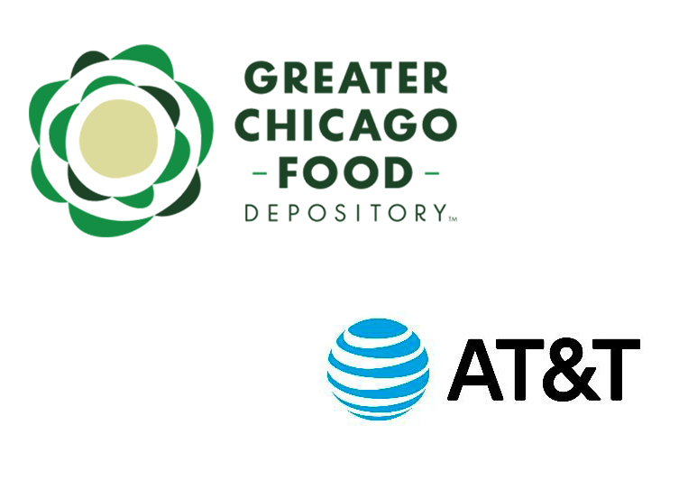 Chicago neighborhood food pantries get boost from AT&T