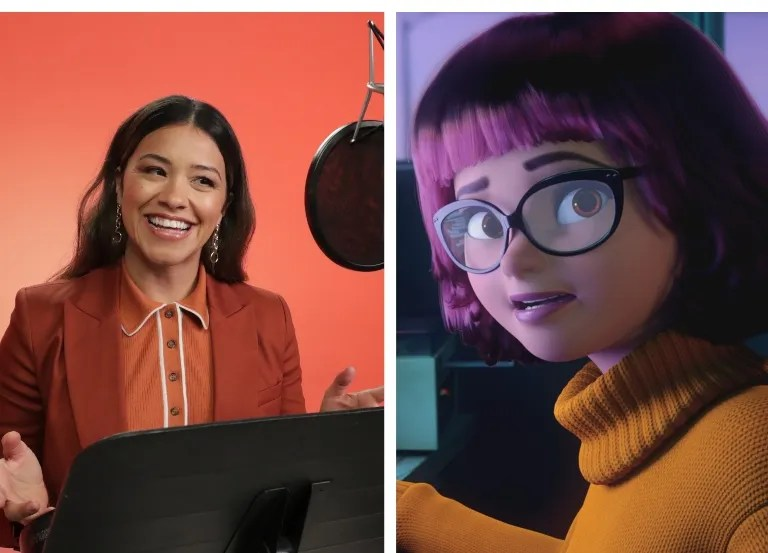 Chicago's Gina Rodriguez talks up Velma and 'Scoob!'