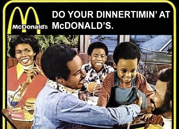 How did Blacks get into advertising anyway?