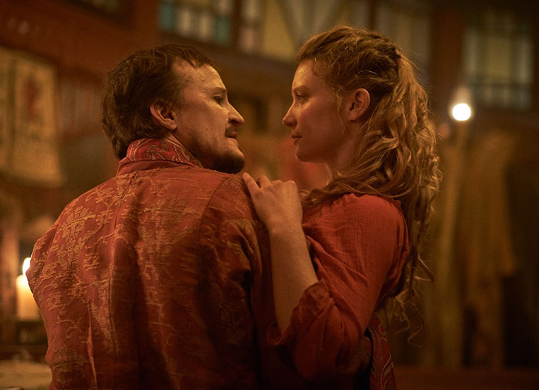 'Judy & Punch' director Foulkes and Damon Herriman