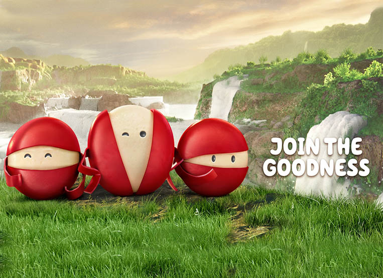 "Babybel and Havas launch ""Join the Goodness"" campaign"