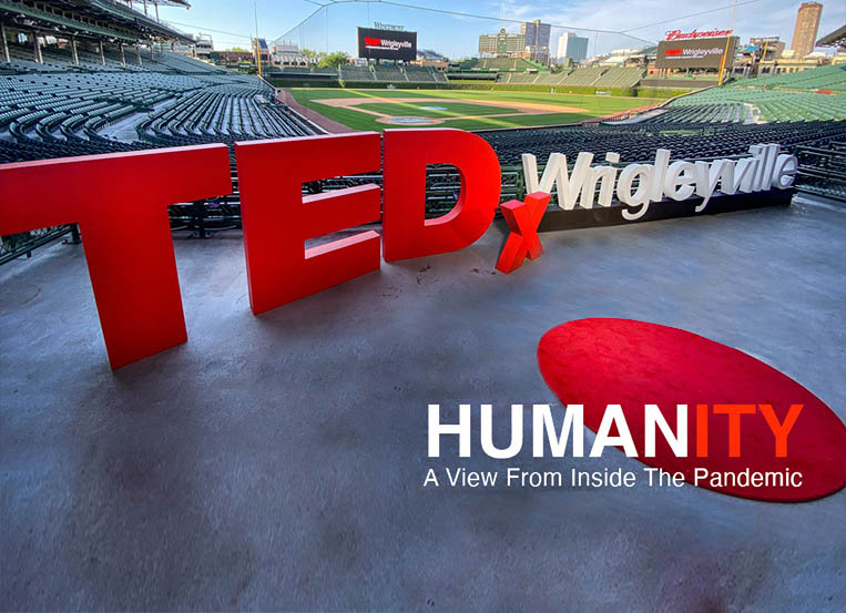 Empty Wrigley Field hosts livestreamed TEDx event
