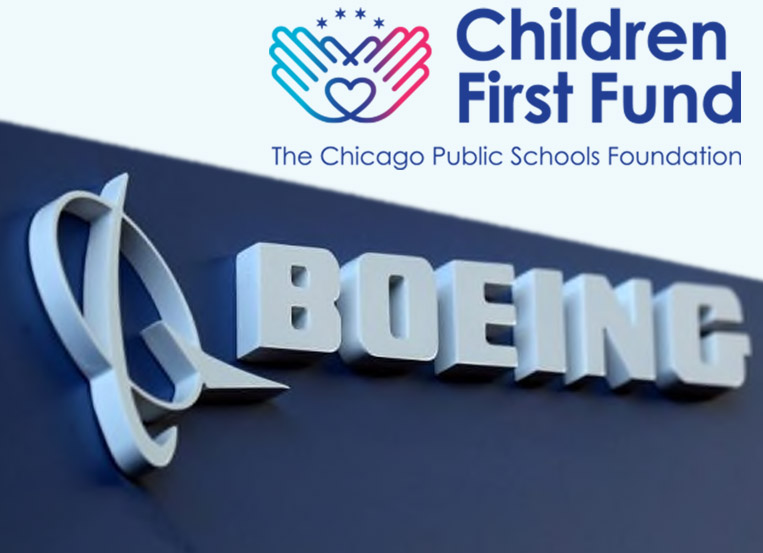 Boeing gives $1.5m to CPS students for remote technology