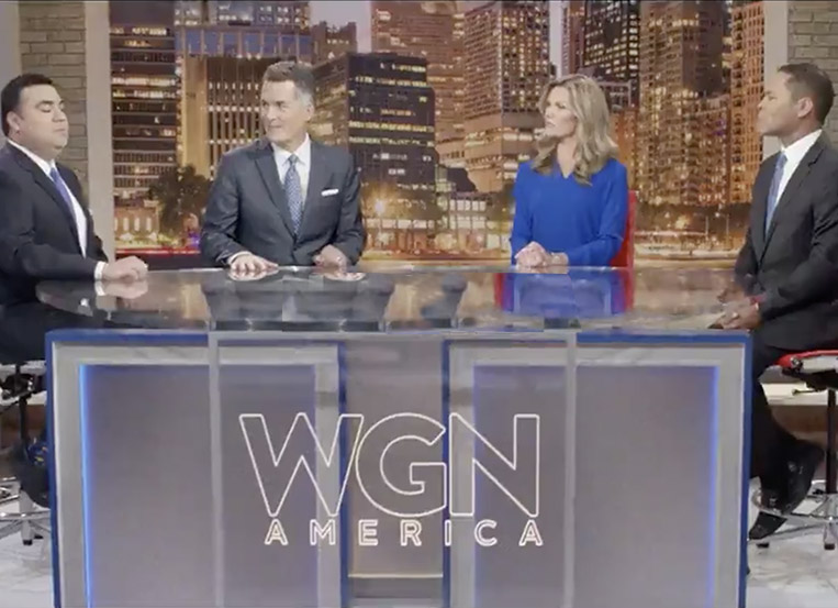 Nexstar's NewsNation debuts on WGN America