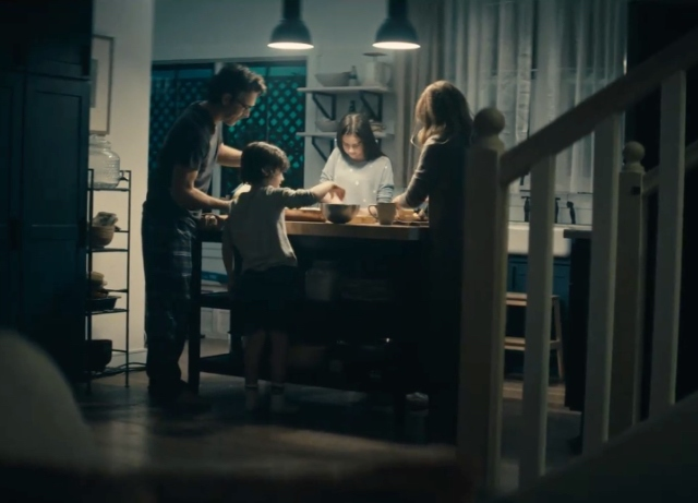 Kerrygold embraces family moments in new Xmas spot