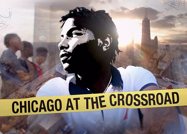 Chicago at the Crossroad a message of hope on WTTW