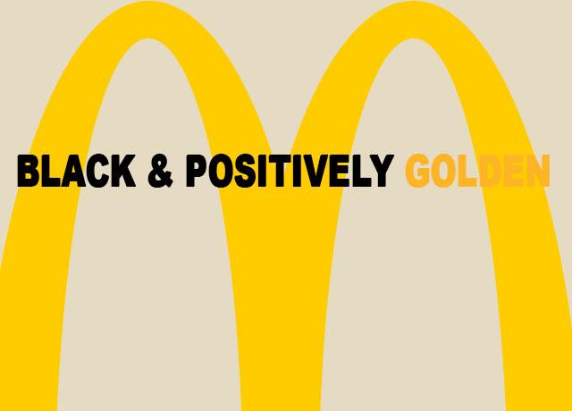 McDonald's Black & Positively Golden Mentors Program