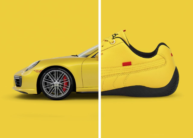 Porsche and PUMA: Icons of Fast by Cramer-Krasselt