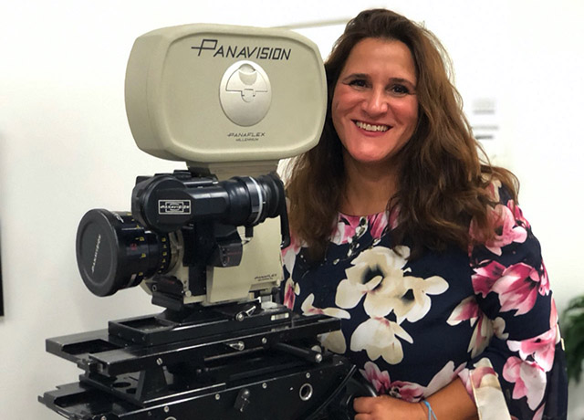 Zoë Iltsopoulos Borys named  VP/GM Panavision Chicago