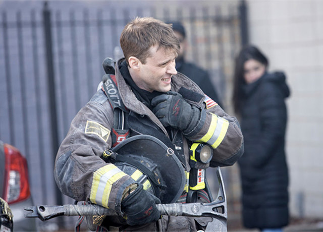Preview pics of this week's Chicago Fire, 'One Crazy Shift'