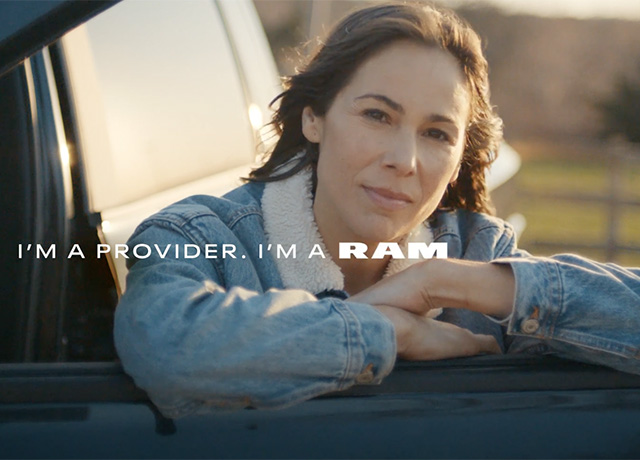 Highdive and Ram Truck launch campaign 'I'm a Ram'