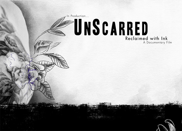 UnScarred doc about tattooed scars holds virtual art show