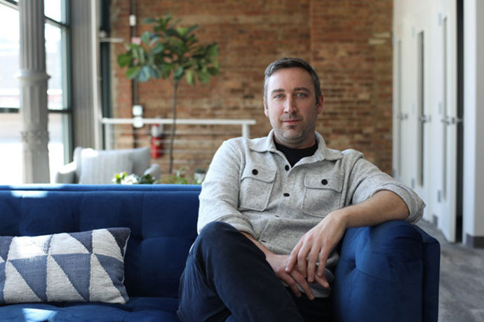SRW names Matthew Sulzer Executive Creative Director