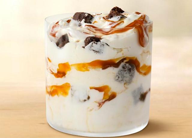 McDonald's offers FREE Caramel Brownie McFlurry