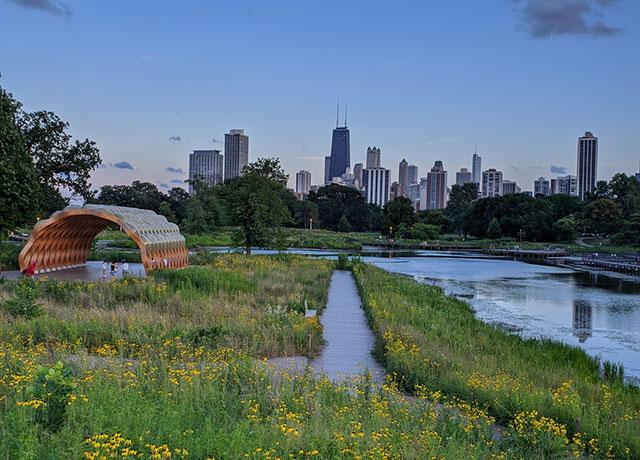"Chicago Park District announces ""Arts 77"" arts reopening"