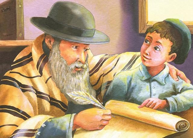 The Tattooed Torah produced & animated by 11 Dollar Bill