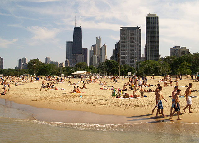 2021 Chicago beach season kicks off this weekend