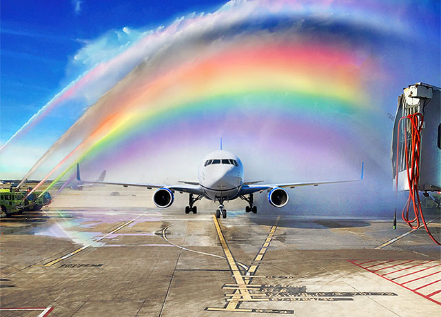 Flying with Pride: United, Chase and Visa join forces