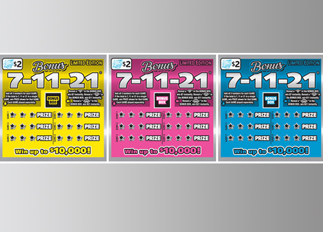 Illinois Lottery celebrates first instant ticket 7-11-21
