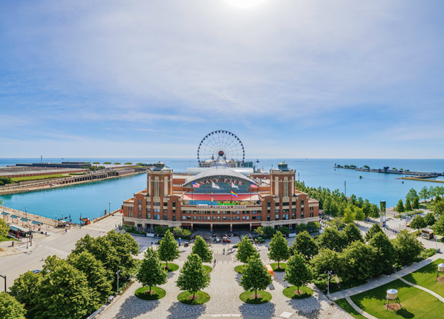 Navy Pier plans lots of fun but no fireworks on July 4th