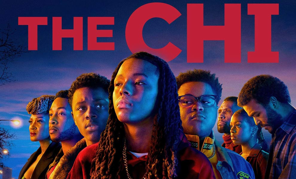 SHOWTIME / The Chi makes $500k donation to Greencorps Chicago