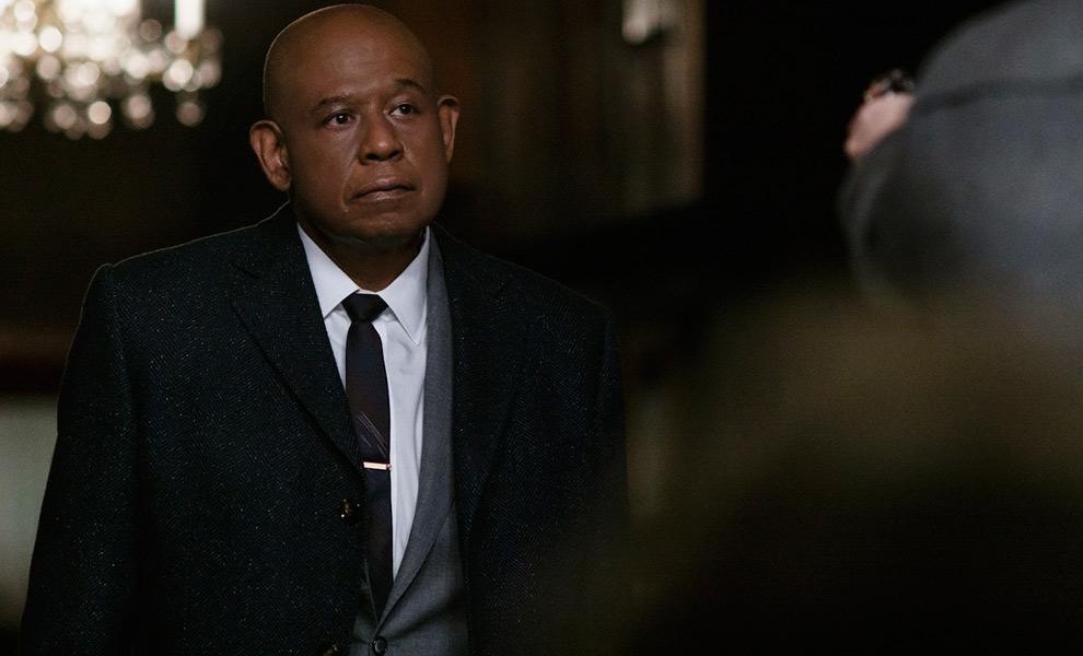 Cinematographer Jack Donnelly discusses Godfather of Harlem
