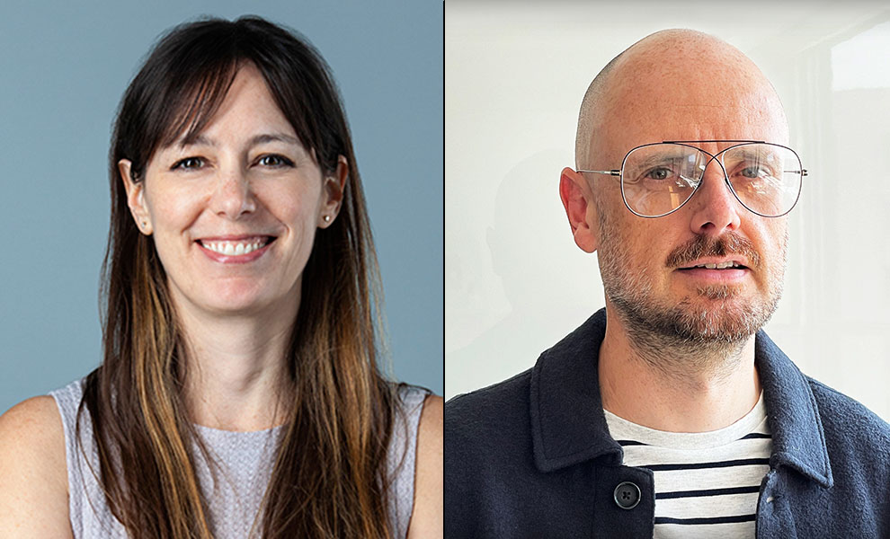 AbelsonTaylor promotes Marissa Ori and Richard How to VP Creative