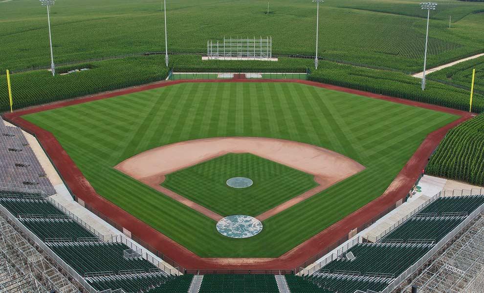Meet the builders creating baseball magic at the Field of Dreams