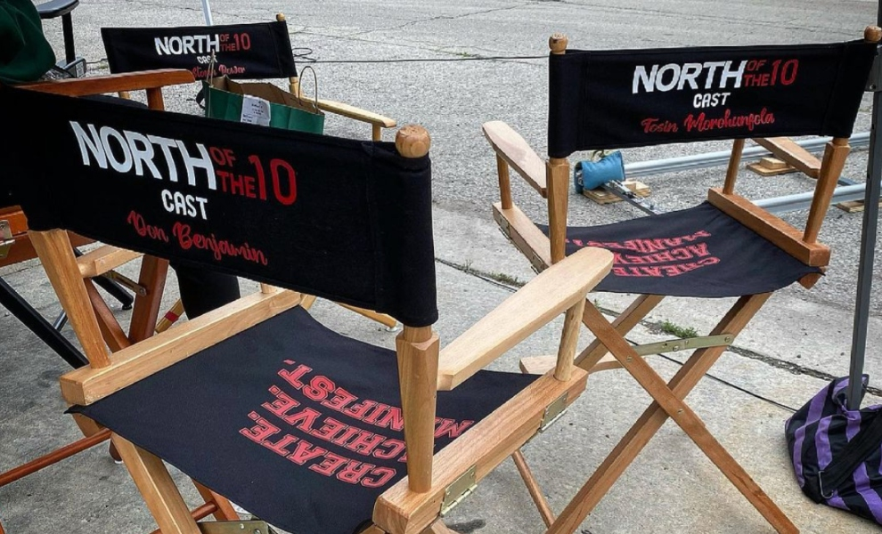Production has begun on Rhyan LaMarr's North of the 10