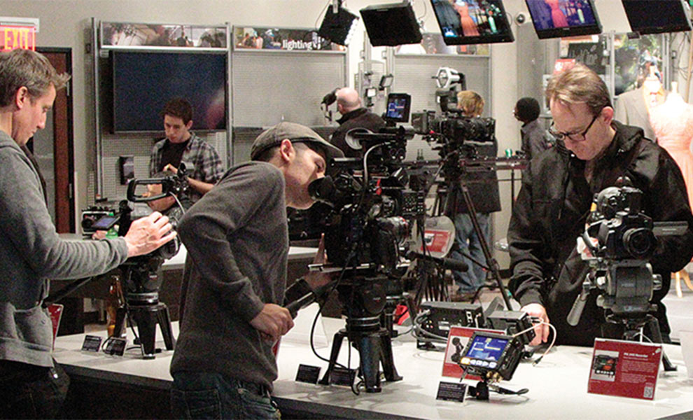 AbelCine & IFA collaborate on The Hub @Cinespace for Indie filmmakers