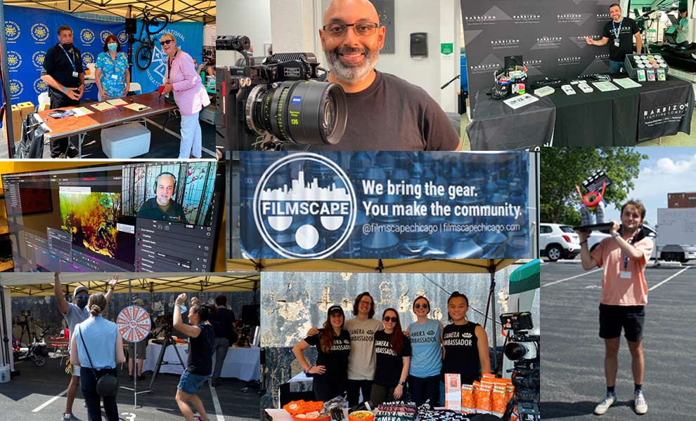 It's a wrap for an impressive weekend at Filmscape 2021