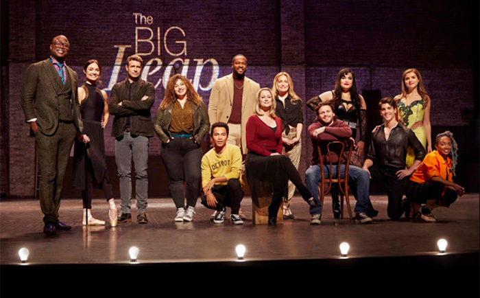 The Big Leap TV series filmed in Chicago premieres this Monday