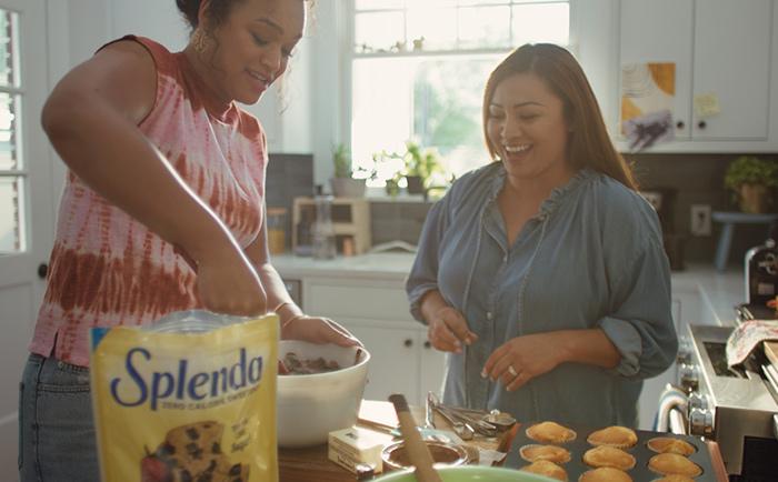 Blue Chip repositions Splenda as a wellness brand