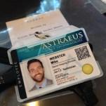 ASTRAEUS ID Card