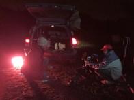Elliot & Zander talk through the action - Cosmos Night Exterior Field