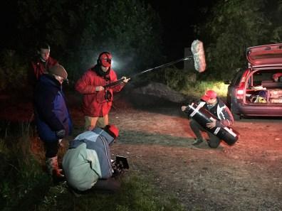Sound & Picture on Josh - Cosmos Night Exterior Field