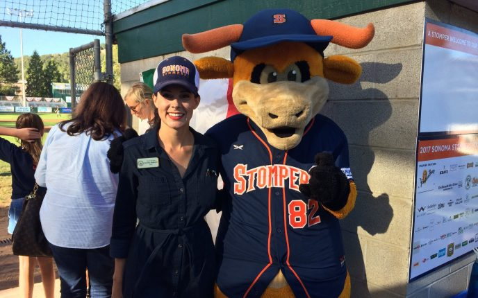 Sonoma Stompers game