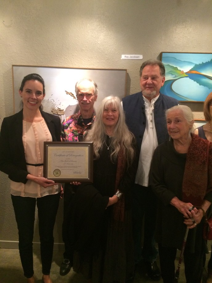 50th Anniversary of the Arts Guild of Sonoma