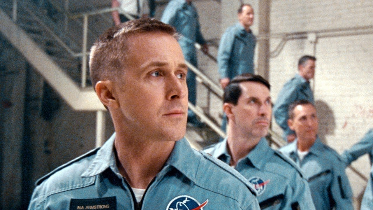 """Ryan Gosling in """"First Man"""" from Universal Pictures"""