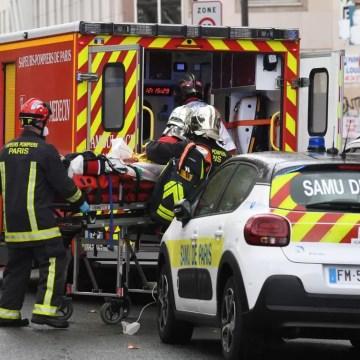 Attaque à l'arme blanche à Paris