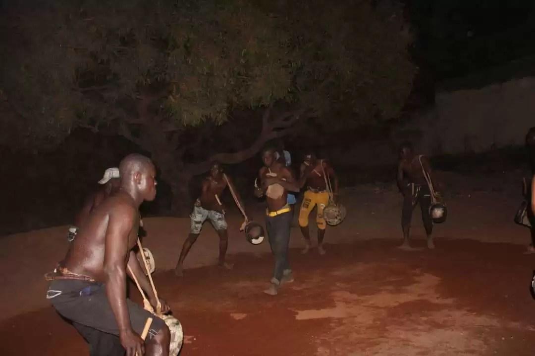 """Culture : A la découverte du """" Sampiry de Finkolo"""", une danse Sénoufo"""