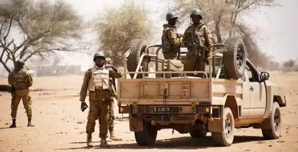 Burkina:Axe Dori-Arbinda : un convoi mixte et des civils cible d'une attaque terroriste!