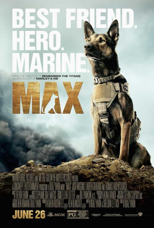 Iconic Dogs in Movies: Malinois Max