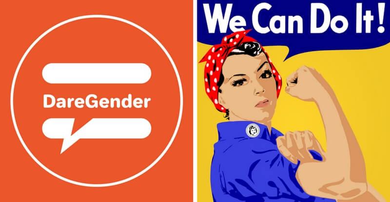 NGO'en DareGender vil have flere mænd til at interessere sig for ligestilling. Foreningen er dog begrænset af sit feministiske udgangspunkt. Billede: DareGender/arkivfoto.