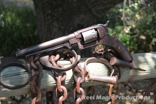 Starr revolver from Our Fathers' Guns