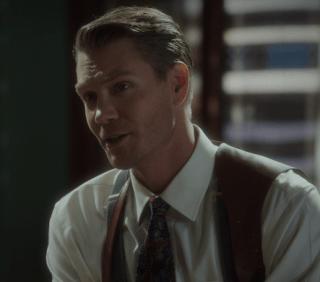 Agent Carter Jack Thompson