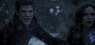 Barry Allen Caitlin Snow